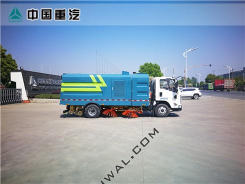 江铃凯锐N800扫路车(国六8立方)