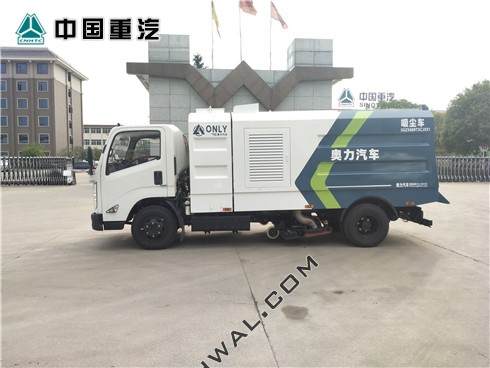 江铃N800凯锐竞博体育app车(国六8立方)