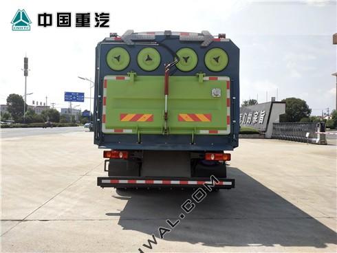 东风天锦竞博体育app车后2