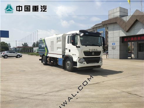 重汽T5G大型竞博体育app车(国六)右45h