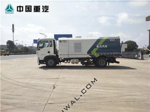 重汽T5G大型竞博体育app车(国六)正左h